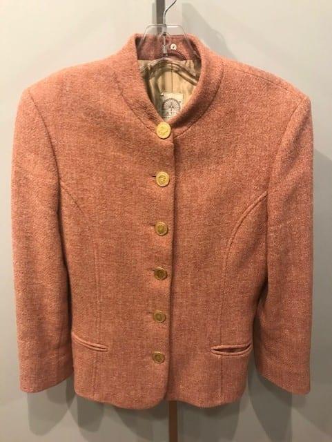Pauw Pink Blazer Front